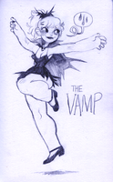 The Vamp by OhThatNK