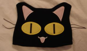 Anime Cat Hat by racehorse87-stock