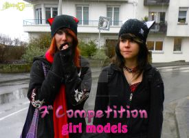 7 th competition girl models by SpotlessDestiny
