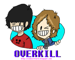OverKill Icon by com1cr3tard