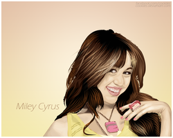 Miley Cyrus by CoolDes