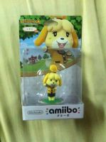 my Japanese amiibo isabelle by benthecutesquirrel