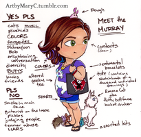 Meet the Murray by ArtbyMaryC