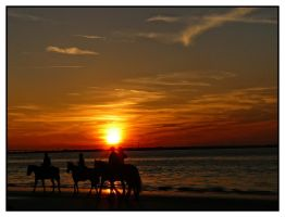 Jekyll Island Sunset 007 by sees2moons