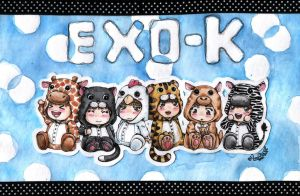-EXO-K by AlmightyCrow