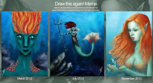 Draw this again 2012 to 2013 by ThePurpleSorcerer