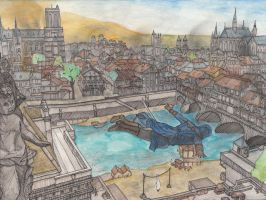 Assassin's Creed Unity - Revolution in Paris by Phoenix74n