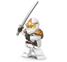 lego ninjago zane png by smiley145