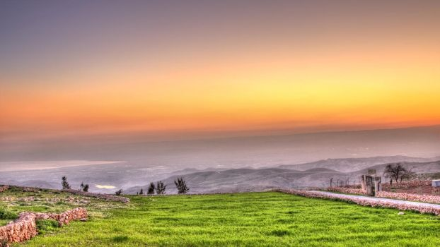 Jordan valley HDR by mohagha