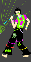 Raver!Jovenshire by Xiaolin101