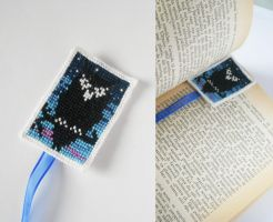Owl bookmark by GemDeDude