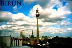 Berlins TV Tower by Imthethingyouhate