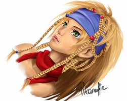 Rikku~ by Daniimon