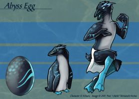 Abyss Egg - Adoptable by Ulario