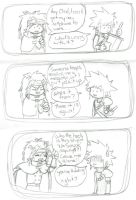FFVII - Vin's new phone by heavenlyjustice