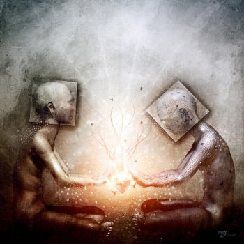 The Body And The Self by parablev