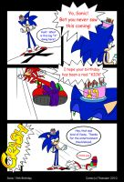 Sonic's 19th Birthday--page 2 by SonicFF