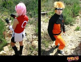 narusaku: feeling this by FairyScarlet