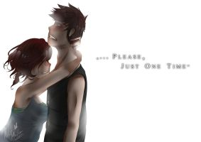 [...please, just one time] by ArtistMinChen