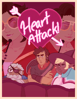 Heart Attack! by CiaranBee