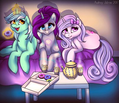 .:Slumber party:. by Fur-What-Loo