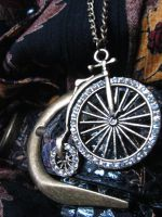 Penny Farthing by butterflybabe23