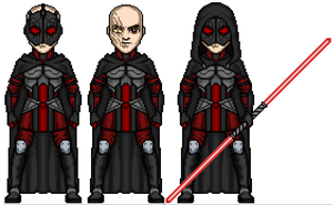 KOTOR III - Darth Sarrow by SpectorKnight