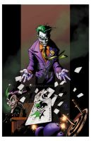 Joker ClownPrince by RossHughes