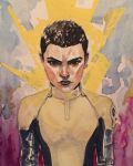 Negasonic by mattgoodall