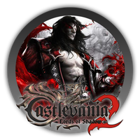 Castlevania Lords of Shadow 2 - Icon by Blagoicons