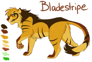 Bladestripe Ref by Nightrizer