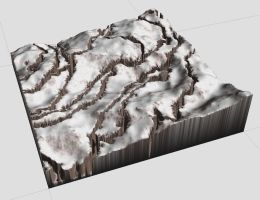 Glacial Fissures - WM2 by ExtremeProjects
