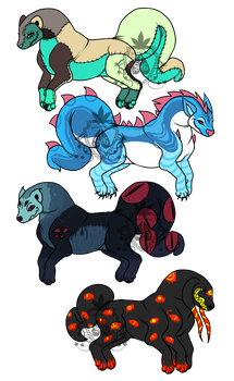 .:O2A - CLOSED:. Monsters form down below by ST0NEDDG0AT