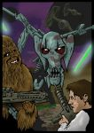 General Grievous and friends by brewsterart