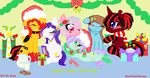 MLP hearth warming eve by TeamChelsea