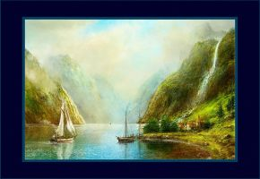 norge fjord finished version by andrekosslick