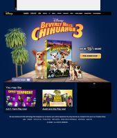Beverly Hills Chihuahua 3 Page by ChubbaART