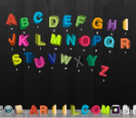 Ariil's Alphabet Icon Pack by rosarioagro