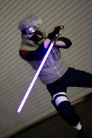 Kakashi Jedi by Suki-Cosplay