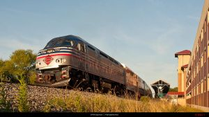 VRE '33 Departing by Fritzchen-26