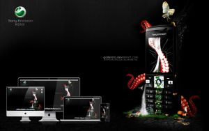 Sony Ericsson Wallpaper Pack by Gallistero