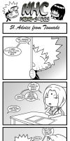 NHC-minisodes 51 - Advice From Tsunade by mattwilson83