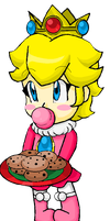 Cookies for Santa- Mario Xmas Collab by LilacPhoenix