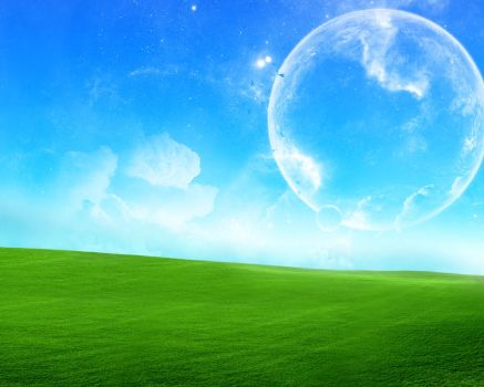 Inverted Windows xp theme wall by crazmo4sho