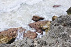 Rocks and water :) by michelleloveszb