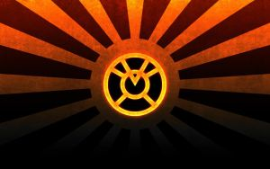 Agent Orange Wallpaper by LordShenlong