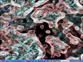desktop by Sulomo