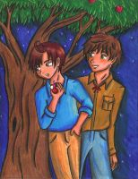 Russet illustration 3 by Kasandra-Callalily
