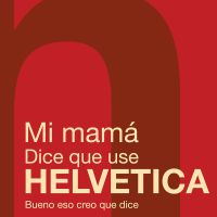 Madre y Helvetica by EvilFrogo