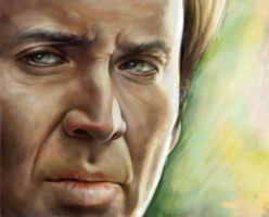 Nicolas Cage by Swezzels